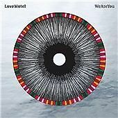 Love Motel-We Are You CD   Very Good