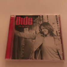 Dido Life For Rent Music CD New Sealed