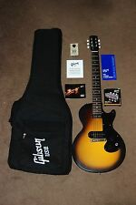 2011 Gibson USA Melody Maker Electric Guitar with Original Gig Bag and Paperwork