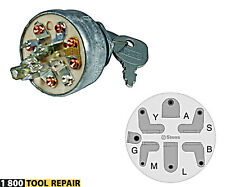Replacement Ignition Switch 9623 AYP 140301