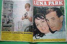 LUNA PARK 44/1962 CHARLES AZNAVOUR LAFORET ALIDA RUSTICHELLI CHELLI CURD JURGENS