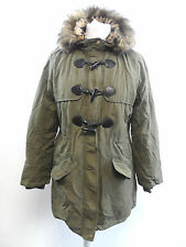New Look ALPHA Green Parka SIZE 14 RRP £44.99 BRAND NEW BOX8242 B