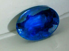 0.87 CT CEYLON SAPPHIRE, OVAL, VIOLETISH BLUE, NATURAL EARTH MINED, HEATED ONLY