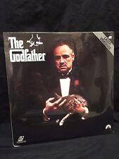 SEALED Godfather Collection I, II, III LASERDISC Pacino De Niro Brando NEW 1990