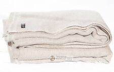 """Natural Cashmere Extra Large Throw/Blanket 90"""" x 108"""",Hand Made in Nepal"""