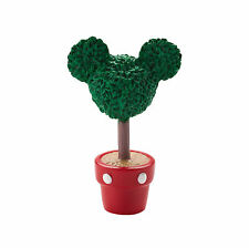 BRAND NEW DEPT 56 DISNEY MICKEY'S CHRISTMAS VILLAGE MICKEY TOPIARY