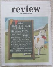 Hay Festival 2014 - Daily Telegraph Review – 24 May 2014