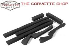 C3 Corvette Radiator Core Support Foam Seal Kit 1976L-1977 L82 or L48 w/AC 39866