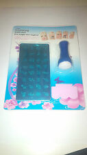 Stamping Nail art pro' kit. manicure craft art Joyee from MEBELLA