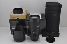 SIGMA AF APO 70-200mm F2.8 EX DG OS HSM Lens for Nikon F Mount with Box #170111k
