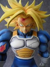 "DragonBall KAI 12"" BATTLE WOUNDED TRUNKS RESIN Statue NEW DJCA"