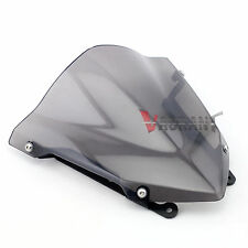 Motorcycle Windshield Windscreen Pare-brise For YAMAHA MT-07 FZ-07 2014-2016