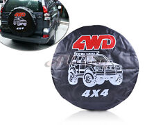 "New universal 27"" Spare Wheel Tire Tyre Soft Cover 4WD"