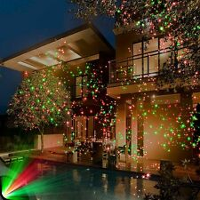 Outdoor Starry Projector Lights Glyby Waterproof Landscape Light for Christmas