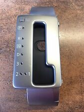 NEW OEM NISSAN SHIFT INDICATOR COVER -2006-2014 FRONTIER PATHFINDER XTERRA