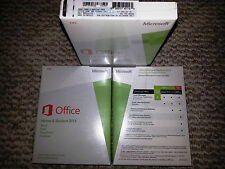 Microsoft Office Home and Student 2013,Sealed Retail Box,SKU 79G-03550,Key Card