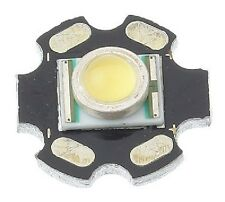2.5W Cree XR-E 280LM 3000-3200K Warm White LED Emitter 3-3.6V / 700mA CHIP 38