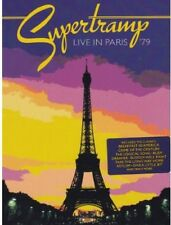 Supertramp: Live in Paris '79 (2013, DVD NIEUW)