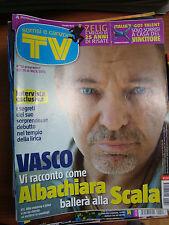 Lotto 29 tv sorrisi e Canzoni(o singoli)musica Jackson Jovanotti Zero Ramazzotti