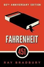 Fahrenheit 451: A Novel by Bradbury, Ray