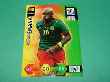 EMANA CAMEROUN PANINI FOOTBALL FIFA WORLD CUP 2010 CARD ADRENALYN XL