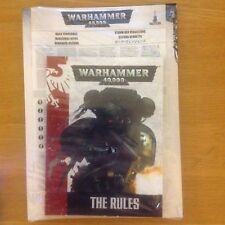 Warhammer 40K Dark Vengeance The Rules rulebook/how to play Softback 7th Edition