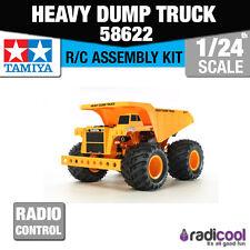 NUOVO! 58622 TAMIYA 1/24 Heavy Dumper gf-01 RTR R/C KIT RADIOCOMANDO