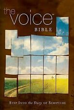 The Voice Bible: Step Into the Story of Scripture, , Good Book