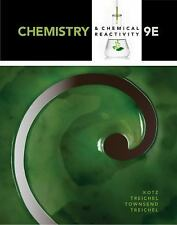 Chemistry and Chemical Reactivity by Kotz Treichel  (Hardcover, US 9th Edition)