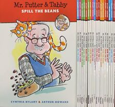 Mr Putter And Tabby Series Chapter Book Collection Set 1-19! Cynthia Rylant NEW!