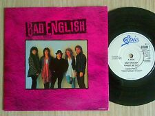 "BAD ENGLISH - FORGET ME NOT - 45 GIRI 7"" ENGLAND"