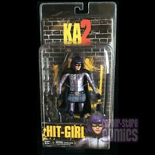 "KICK ASS 2 Action Figure HIT-GIRL Chloe Moretz MINDY Movie 7"" Series 1 KA2 NECA!"
