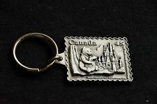 Commemorative Winnie the Pooh Pewter Key Chain from Canada Post LE