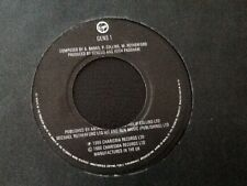 """GENESIS . ( Phil Collins ) . INVISIBLE TOUCH . 7"""" vinyl single . 1986"""