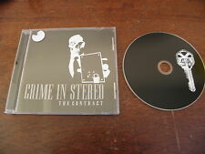 CRIME IN STEREO - THE CONTRACT - CD EP 2005