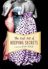 The Lost Art of Keeping Secrets by Eva Rice Novel Book Story   FREE SHIPPING  12