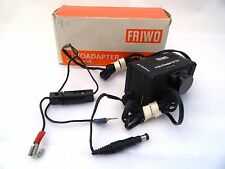Lagerfund - Friwo Autoadapter Car-Adapter 6v / 12v Adapteur OVP.