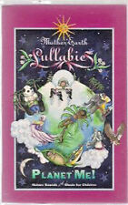 Mother Earth Lullabies musical cassette from 1993. Brand new. Children's. Mint.