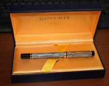 WATERMAN LE MAN 200 RHAPSODY CAVIAR (SNAKESKIN) FOUNTAIN PEN NOS NEW