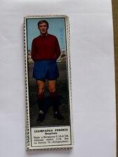 Figurina Calciatori Album Tempo 1966-67 - REGGIANA Giampaolo Persico    [AF]