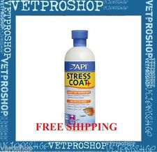 API Stress Coat + Plus Aloe Vera Aquarium Fish Tank Tap Water Conditioner 473ml