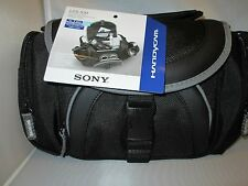 SONY LCSX30 Soft Carrying Case for CAMCORDERS: LCS-X30
