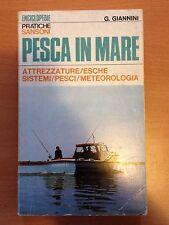 Pesca in mare - Giorgio Giannini - Sansoni 3177