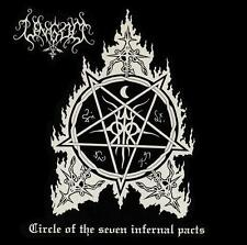 Ungod - Circle Of The Seven Infernal Pacts ++ CD ++ NEU !!