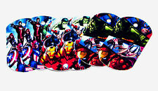 Avengers -8 Dog Tag Party Favor Loot  Toys Prizes Superhero Stuffer tags