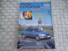 REVUE AUTO EXPERTISE CARROSSERIE VOLKSWAGEN PASSAT DEPUIS 10/96