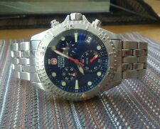 Wenger SWISS MILITARY 74704 Wrist Watch for Men