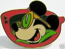 Disney WDW Cast Lanyard Series Sunglass Mickey Mouse Pin