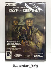 DAY OF DEFEAT (PC) VIDEOGIOCO NUOVO SIGILLATO NEW GAME VIDEOGAMES