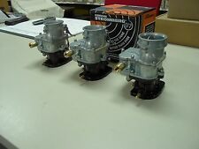 3 brand new 1932 Ford roadster BIG BIG97 Stromberg 97 Carb carburetors